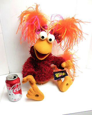 Fraggle Rock 30Th Anniversary Red Signed Henson Tv Movie Muppet Figure Sculpture