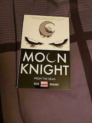 Moon Knight: From the Dead (2014)