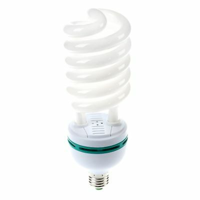 105W (525W Equiv) 5500K Photography Daylight E27 Fitting CFL Bulb N6J3