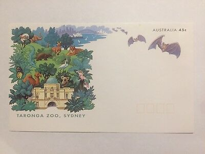 Taronga Zoo Sydney First Day Cover FDC
