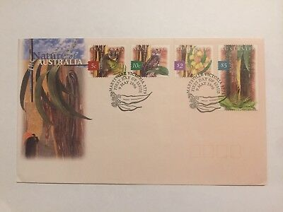 Australian Nature First Day Cover FDC