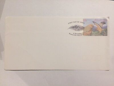Spotted Harrier First Day Cover FDC