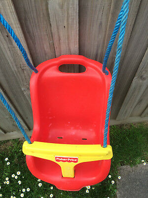 Fisher Price Toddler Childrens Swing
