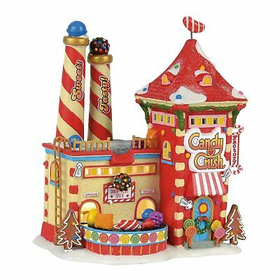 Department 56 - North Pole Candy Crush Factory