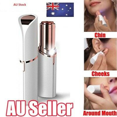 Finishing Touch Flawless Women Painless Hair Remover Face Facial Hair Remover GG
