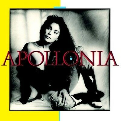 Apollonia - Apollonia (Deluxe Edition) (2cd) (2017 Reissue) (CD Used Like New)