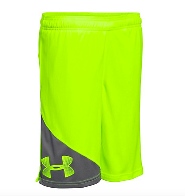 New Under Armour Boys Tech Shorts Size Small Medium Large and XL