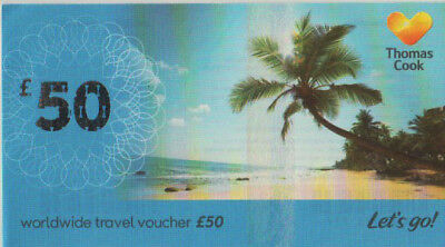 Thomas cook Vouchers