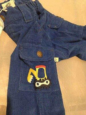 BNWT frugi digger trousers 3-6 months