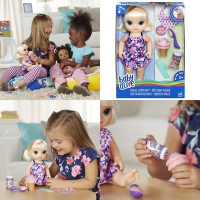 Baby Alive 2011 Blonde Beautiful Now Blonde Baby With