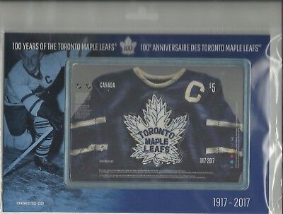 100 Years Of The Toronto Maple Leafs 100E Anniversaire Des Toronto Maple Leafs