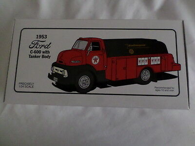 First Gear Star Enterprise 1953 Ford C600 with Tanker