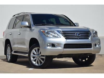 2008 Lexus LX LX570 NAV FRONT & BK UP CAM DVD TOP LOADED 2008 LEXUS LX LX570 NAV FRONT & BK UP CAM DVD HTD/AC STS TOP LOADED