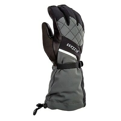 (Medium, Black) - Klim Allure Womens Glove - Black / Medium. Free Shipping