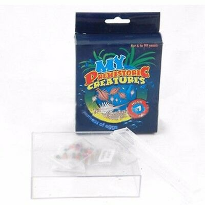 Amazing Live Sea Monkeys Ocean Zoo Marine Monkey Tank Aquarium Habitat Toy Pet