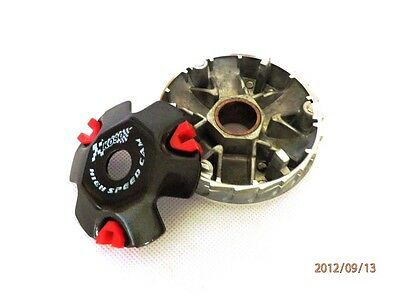 Performance Racing Variator for Chinese Scooter 139QMB GY6 50cc 49cc