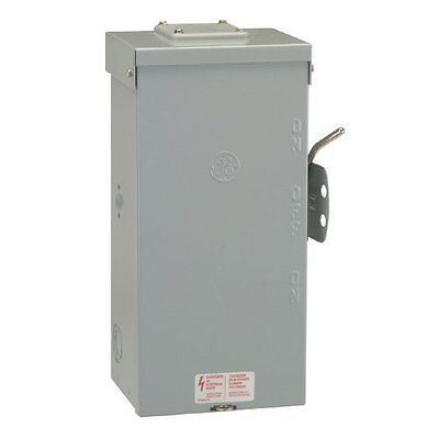 Ge 200Amp 240V Non-Fused Emergency Power Transfer Switch, Brand New, Fast Ship