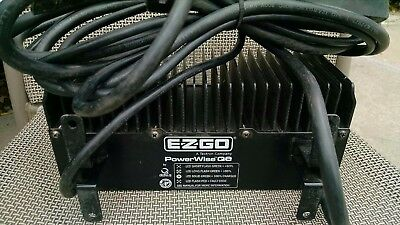 Ezgo Powerwise QE 36 volt 36v Battery Charger Golf Cart 16 Amps 16a,  915-3610