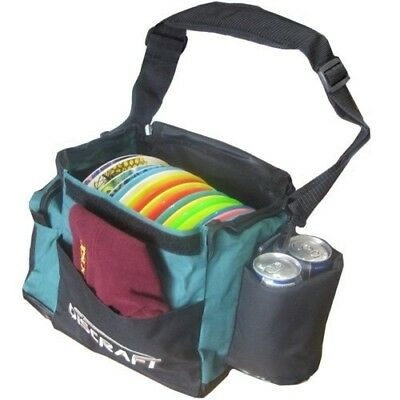(Green) - Discraft 12 Disc Tournament Golf Bags. Shipping Included