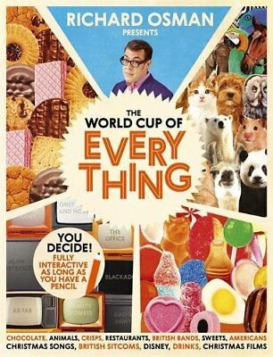 The World Cup Of Everything by Richard Osman Brand New 9781473667266