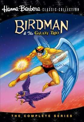 Birdman & The Galaxy Trio: Complete Series (2-Disc) NEW DVD