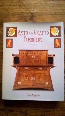 Book: Arts and Crafts Furniture by John Andrews