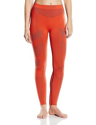 (Large, Coral) - Spaio Thermo Women Leggings. Delivery is Free