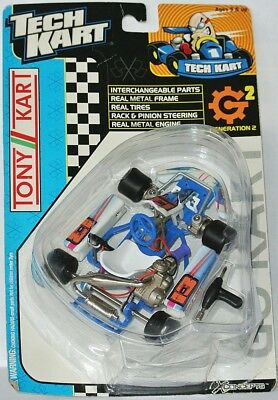 Tony Kart Ultra Series II - GO KART  / SHIFTER GO-KART - 11,5cm - US Import