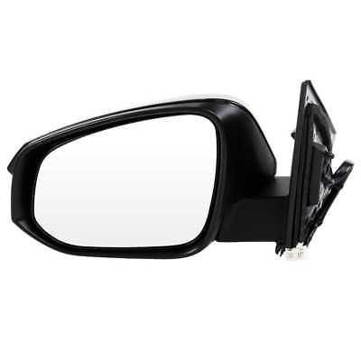 New Left Drivers Side Power Heated Side Mirror fits 2013-2014 Toyota RAV4