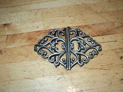 antique nurses buckle
