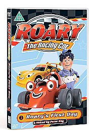 Roary The Racing Car - Roary's First Day (DVD, 2007) Job Lot x 25 New and Sealed
