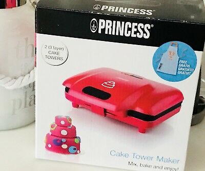 Cake Tower Maker - Princess