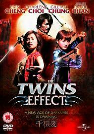 The Twins Effect (DVD, 2004) Job Lot x 25 New And Sealed