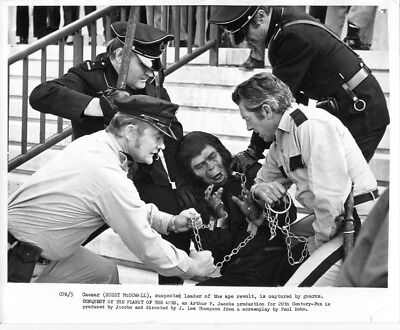 Conquest Of The Planet Of The Apes Vintage  Photo #2