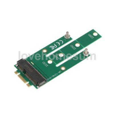NGFF B key M.2 to SSD mSATA Adapter Converter Adapter Card Board for Desktop