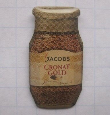 JACOBS CRONAT GOLD     ................... Kaffee - Pin (124d)