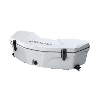 Can-Am  Maverick X3 White/GRAY LinQ 8 Gallon Cooler Box, 715002892
