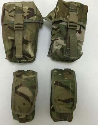 af658f7ea4d8a SET OF 4 British armysurplus MTP camouflage pouches - £15.99 ...