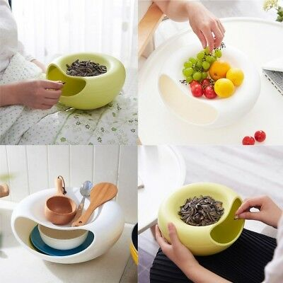 (Pink) - CYCTECH Creative Shape Bowl Perfect For Seeds Nuts And Dry Fruits