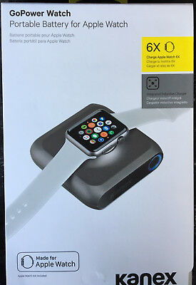 Kanex GoPower Watch Portable Battery for Apple Watch K168-1066