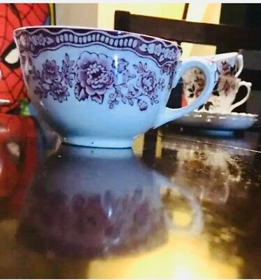 Crown Ducal Bristol Tea/coffee Cup And Ducal Saucer