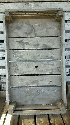 Vintage Wooden Rustic Potato Chitting Trays Crates Boxes Storage £3.00 each