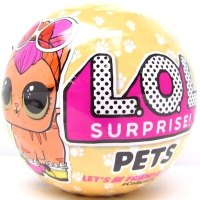 New LOL Surprise Pets Doll Series 3 Ball 7 Layers Of Fun Brand New Sealed
