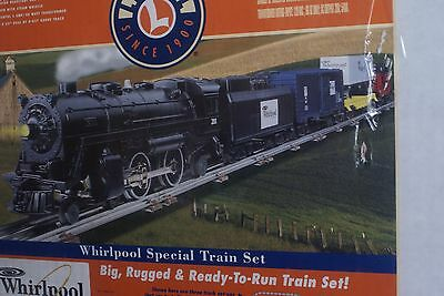 Lionel #21999 Whirlpool Steam Freight Set Uncataloged From 2000 Factory Sealed