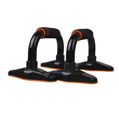 Direct Store Pushup Workout Home Fitness Training H-shaped Push up Bars Stands