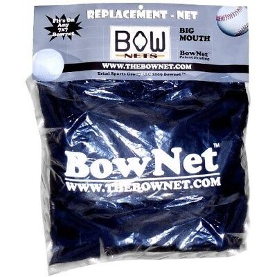 (Columbia) - Bownet Big Mouth Replacement Net. Free Shipping