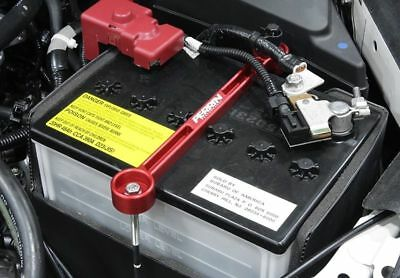 Battery Tie Down Red for Subaru/Scion WRX/STI/BRZ/FR-S PSP-ENG-700RD