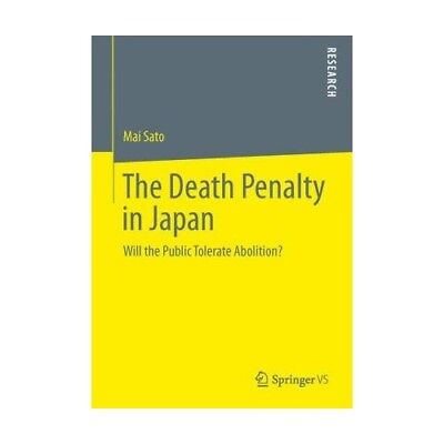 The Death Penalty in Japan Sato, Mai Research