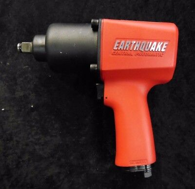"Central Pneumatic 62627 Earthquake 1/2"" Professional Air Impact Wrench"