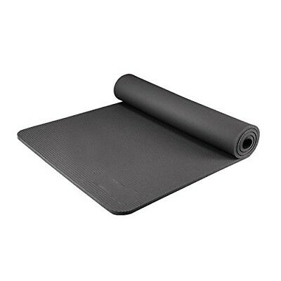 (Grey) - MDRW-Yoga Lovers Beginner'S Extended Yoga Pilates Mat Non Slip